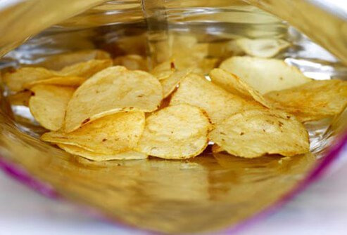 Photo of bag of chips.