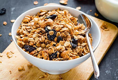 Increase fiber intake gradually to minimize the risk of stomach upset.