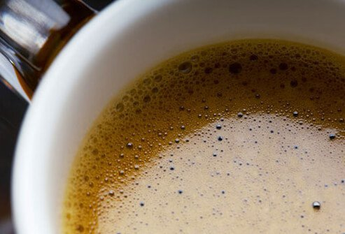 Drinking coffee could lead to a longer life.