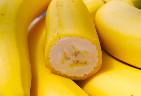 Potassium-packing bananas are good for your bones.