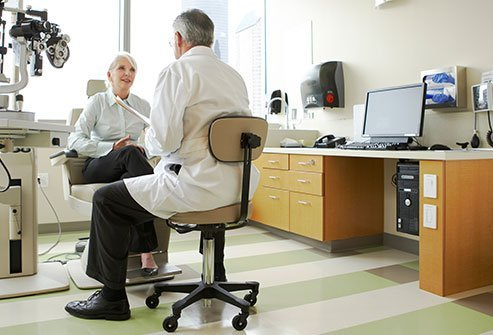 Bring questions to your doctor so you can understand your glaucoma diagnosis more fully.