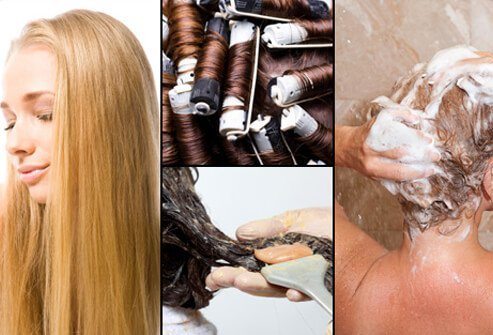 There are many myths about female-pattern baldness.