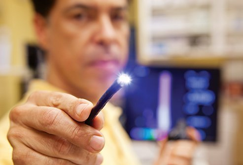 Endoscopes help doctors see your mouth and throat.