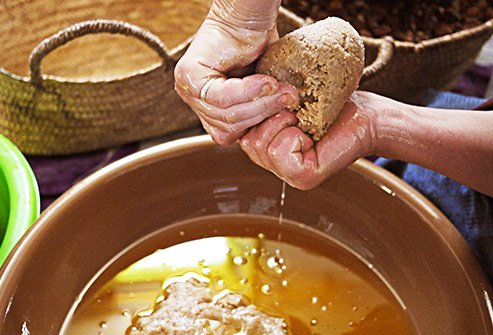 Argan oil is prized for benefits it confers to your hair and skin.