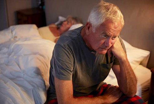 Although it may seem illogical, taking a nap during the day can help older adults improve sleep at night.