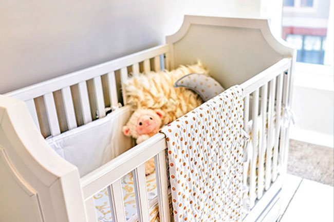 Cribs made before June 2011 must not be used or sold because safety standards have changed.