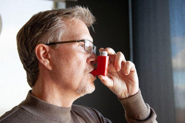 Invisible pollutants in the air may trigger asthma attacks.
