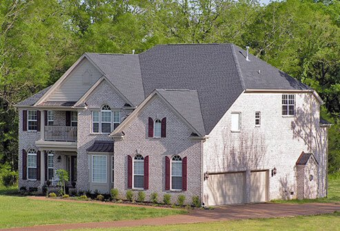 Maintain gutters, downspouts, and roof to prevent moisture from entering the home.