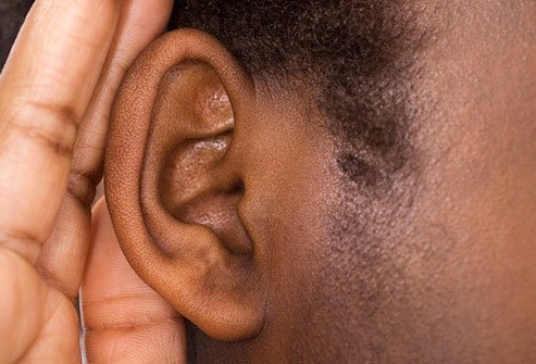 Long-term drinking may lead to hearing loss.