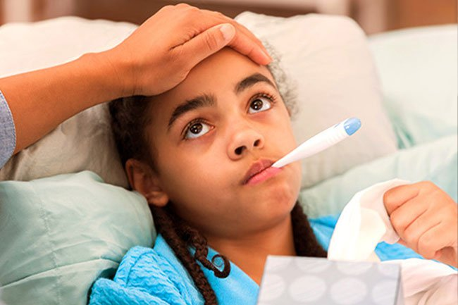 Don't let germs spread in your home after a sickness.