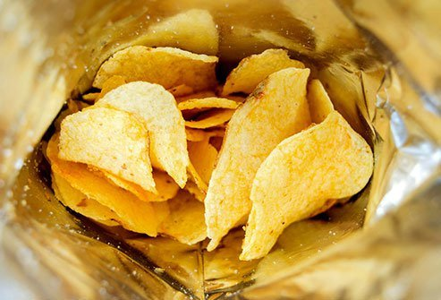 That family size bag of chips may seem like a better deal, but it makes it harder to control how much you eat.