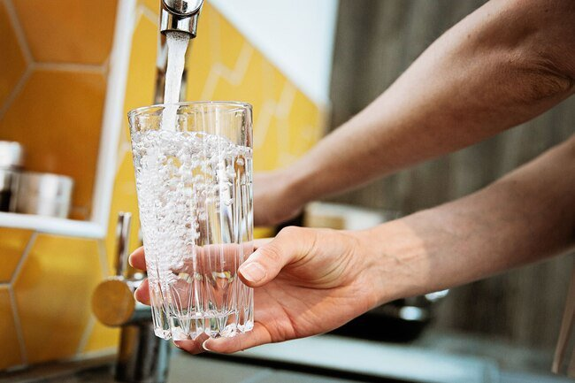 When you're thirsty or dehydrated you're more likely to have an atrial fibrillation AFib attack.