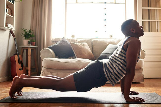People with atrial fibrillation AFib who do yoga report better quality of life, better blood pressure and heart rates.
