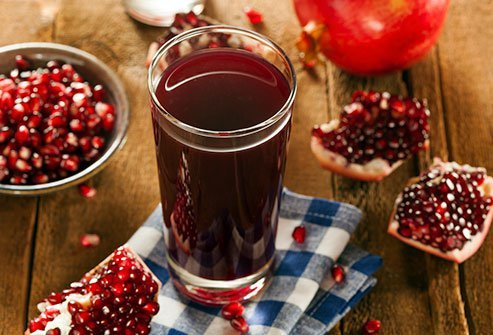 Pomegranate extracts have antiviral properties to fight bad viruses and bacteria as well as promote the growth of beneficial gut flora.