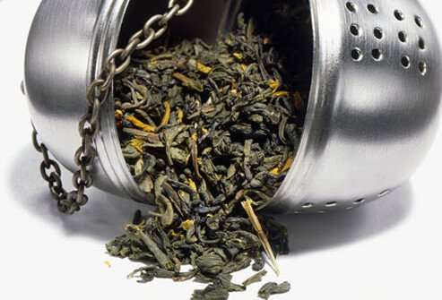 Antioxidants in tea called polyphenols and flavonoids are credited with boosting immune function.
