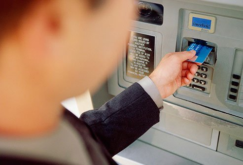 Hundreds of hands pass over ATM keypads each day.