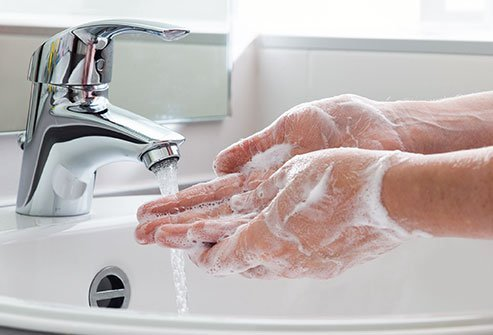 It may seem mundane, but hand washing is one of the best ways to fight infection.