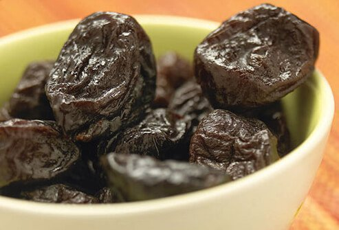 People have long used prune juice to relieve constipation.