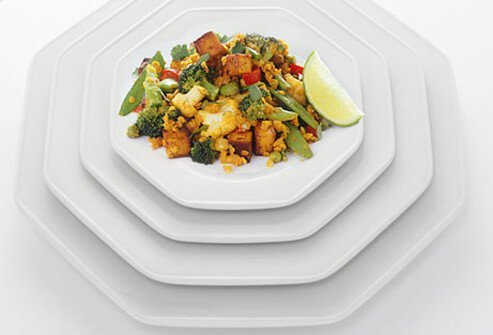 Pick a smaller plate.