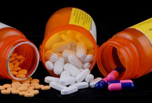 Taking certain medications may cause low blood pressure.