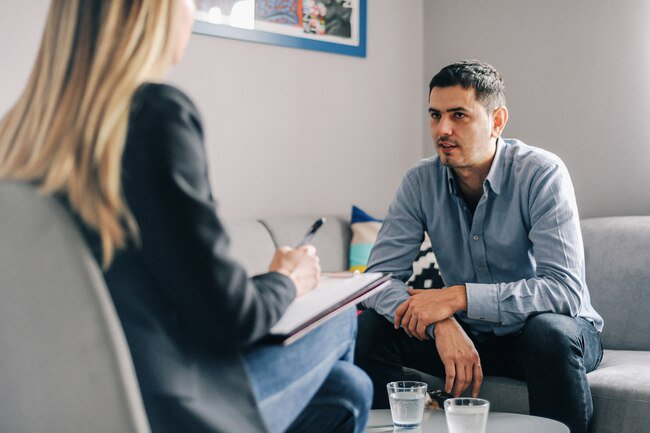 Psychotherapy, or talk therapy, including cognitive behavioral therapy (CBT), motivational enhancement therapy (MET), and contingency management (CM) may help with CUD.