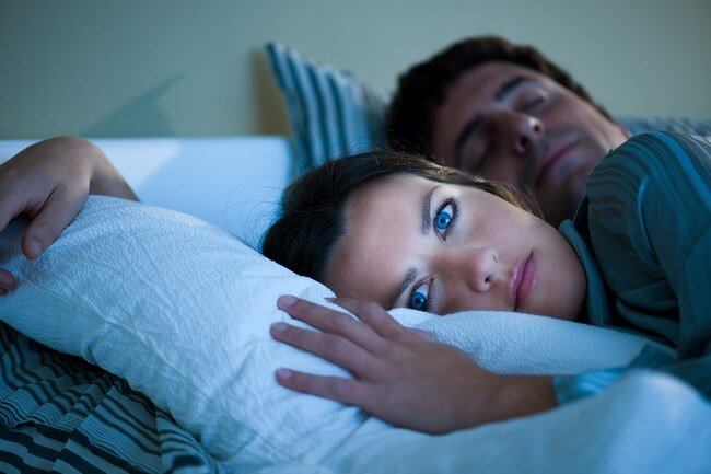 Lack of sleep contributes to increased cortisol and weight gain.
