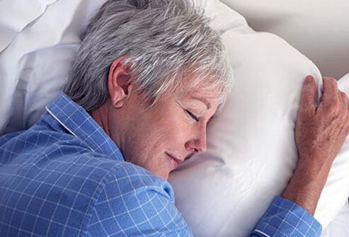 One of the other signs and symptoms of the menopause is night sweats.