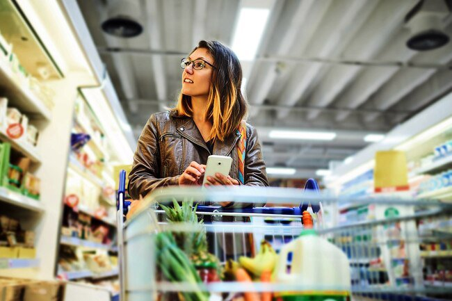 In the morning, make a shopping list before you head to the supermarket or place your online grocery order.