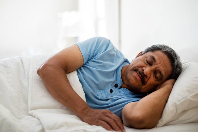 Too little sleep each night can fuel your appetite all day long, which can lead to weight gain.
