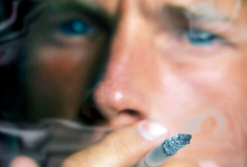 Cigarette smoking and fumes from perfume, paints, and hair spray can aggravate sinus problems.