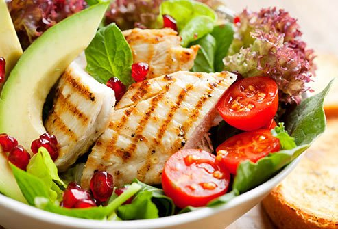 A Mediterranean-style diet can help keep your weight in check and protect you from insulin resistance.