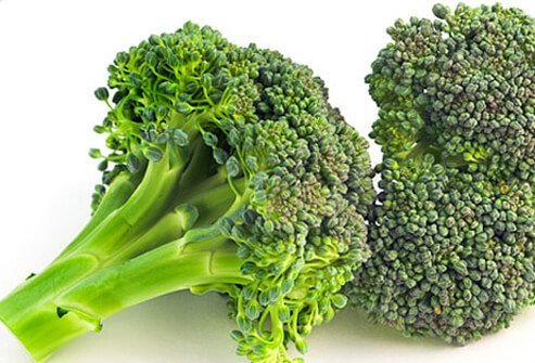 Fall broccoli can have nearly twice as much vitamin C as broccoli harvested in the spring.