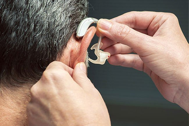 Some medications can cause hearing problems, too.