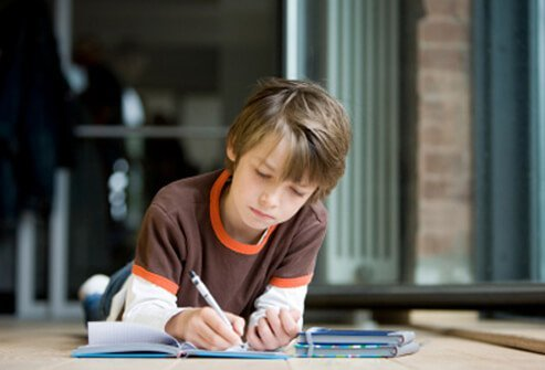 Eliminate distractions for ADHD children.