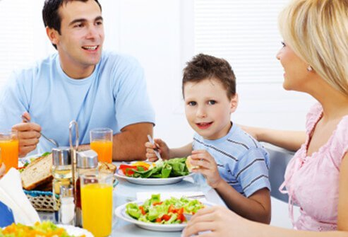 Better nutrition can help kids with ADHD.