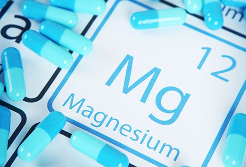 Magnesium is an essential mineral your body needs.