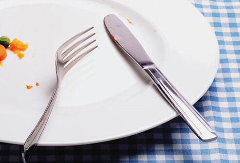 You may eat too much or too little with depression.