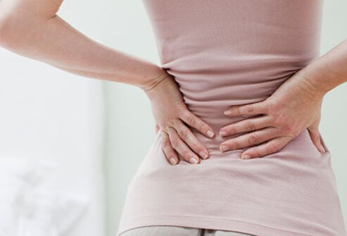 PMS can trigger a wide range of aches and pains.