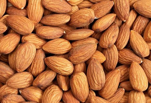 Like lima beans, bitter almonds also have cyanide.
