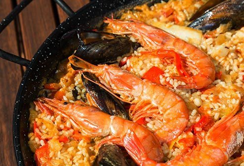 If you're crazy for this dish native to Spain's eastern coast, track down some bomba rice.