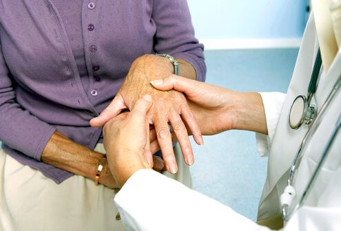 Rheumatologists treat systemic diseases like arthritis.