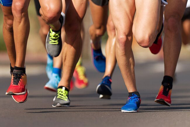 Endurance athletes, firefighters, people in the military, and older adults who can't get up from a fall for an extended time are at the highest risk of getting rhabdomyolysis.