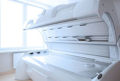 Tanning beds have been shown to raise your risk of skin cancer.