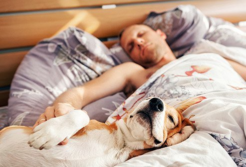 Sleeping on your back has positives and negatives.