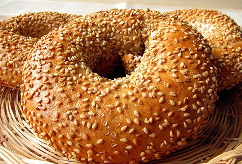 Photo of bagel