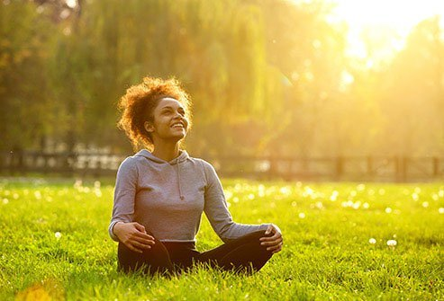 Sunlight helps boost a chemical in your brain called serotonin, and that can give you more energy and help keep you calm, positive, and focused.