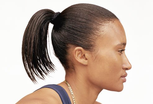 Ponytails can cause headaches in many women.