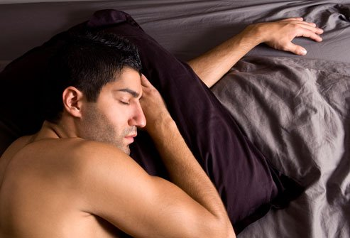 A bad night's sleep can leave you with back and neck pain the next day.