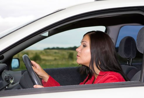 A long time spent driving can be painful, especially if your car seat isn't properly adjusted.