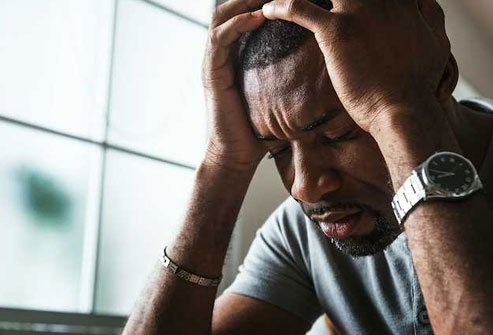 Stress may trigger your immune system to attack hair follicles leading to hair loss.